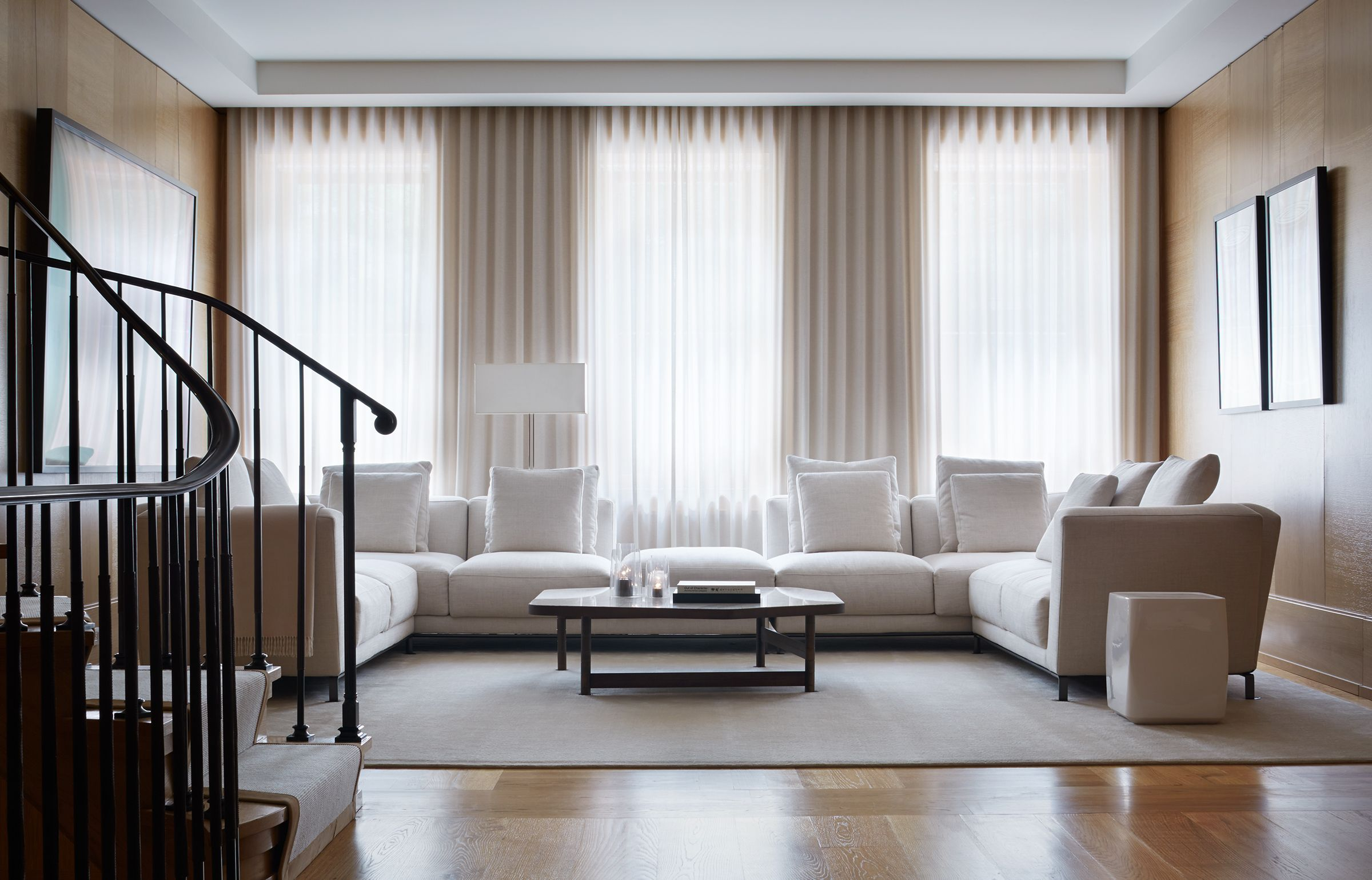 janson scuro | manhattan townhouse